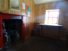 A lovely, neat, tidy bothy.